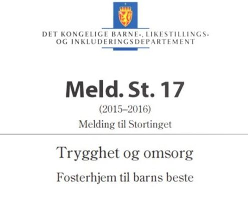 Meld. St. 17