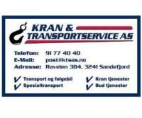 kran og transportservice